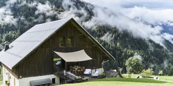 Luxury retreat Europe