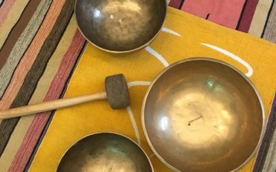How can singing bowl help you sleep?