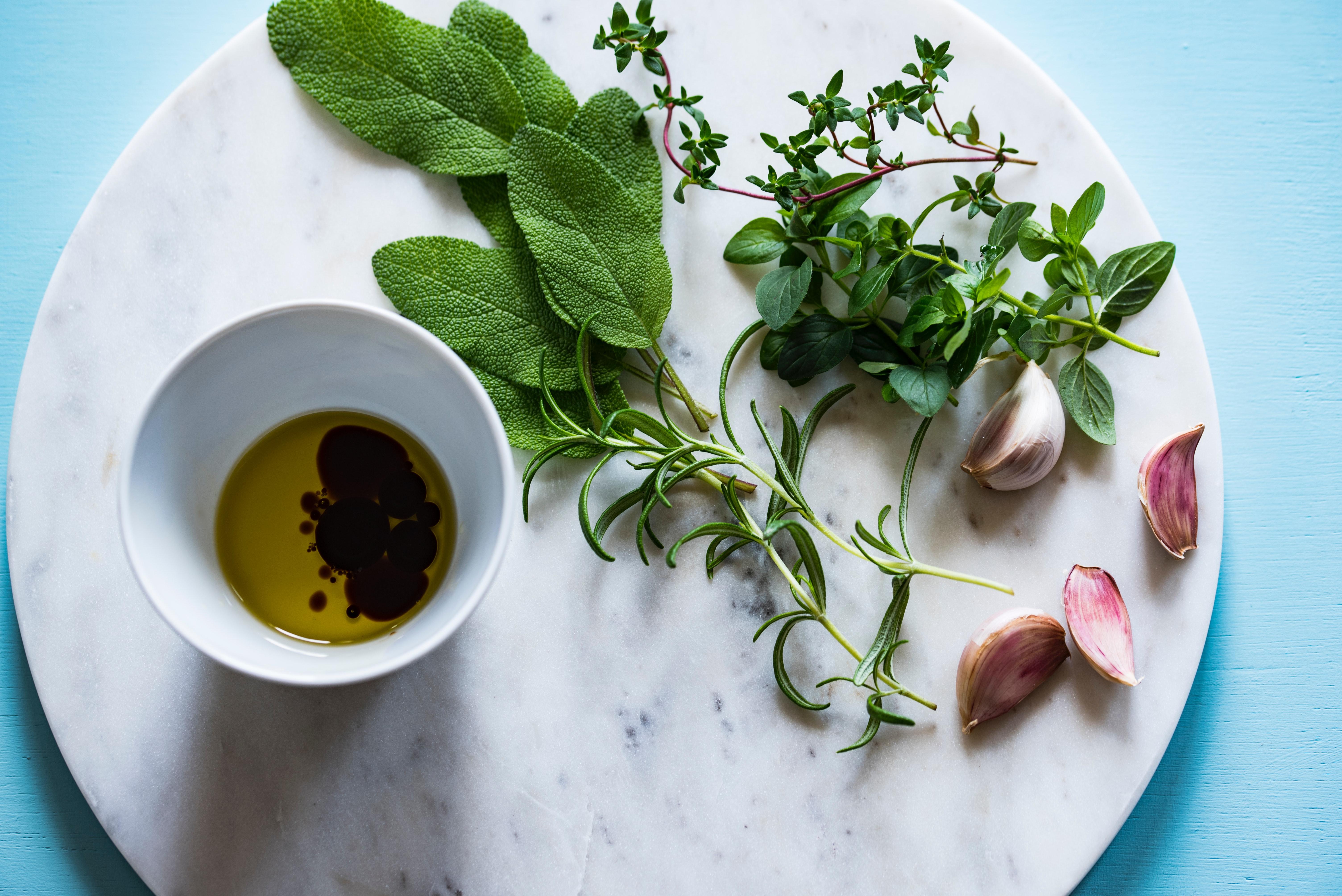 Garlic a grandmother recipe